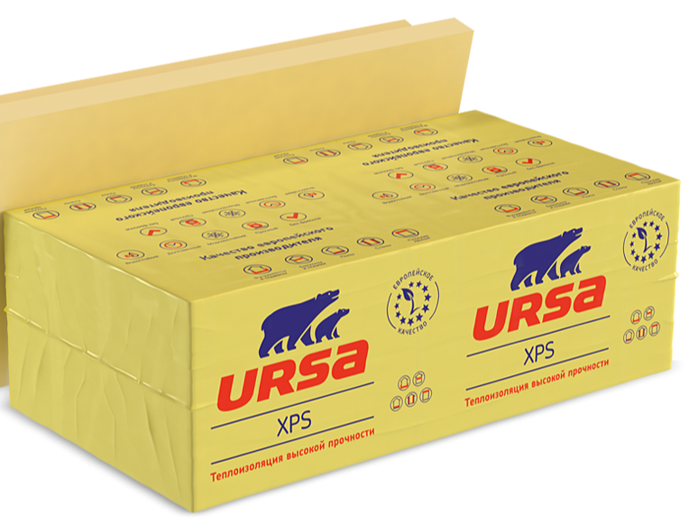 URSA Պոլիստիրոլ ստանդարտ